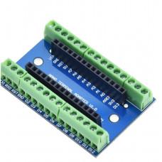 Arduino Nano 3.0 Terminal Adapter