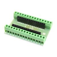 Tarjeta Adaptadora con Terminales para Arduino Nano 3.0
