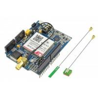Shield GSM/GPRS/3G/GPS/Glonass para Arduino - SIM5360E