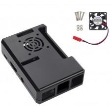 Carcasa con Ventilador para Raspberry PI 3 B y B+