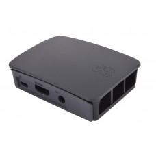 Carcasa Oficial Black para Raspberry PI3