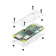 Carcasa Acrílica Transparente para Raspberry PI Zero