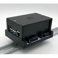 Carcasa con RTC, RS-485 y Expansión para Raspberry PI