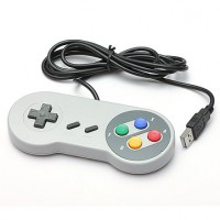 Control Retro Super Nintendo USB para PC o Raspberry PI