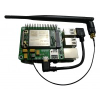 Kit Shield 3G/4G/GPS para Raspberry PI