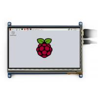 Pantalla Touch de 7 Pulgadas 1024x600 para Raspberry PI