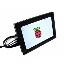 "Pantalla LCD Touch Capacitiva de 10.1"" HDMI IPS 1280x800"