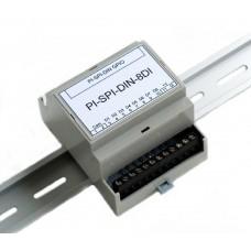 Módulo de 8 Entradas Digitales para Raspberry PI