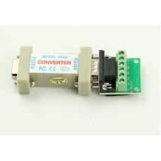 Adaptador Conversor RS-232 a RS-485