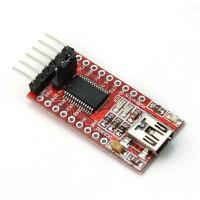 Conversor USB a TTL FTDI