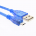 Cable Micro USB 50cm