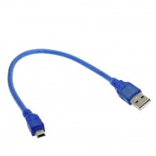 Cable USB Mini 30cm