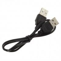 Cable USB 2.0 A Macho Macho 550mm
