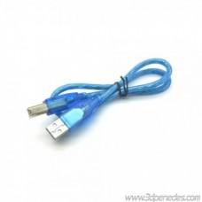Cable USB 2.0 A Macho a B Macho 50cm