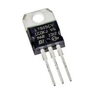 Regulador de Voltaje 7805 TO-220 5 Volts