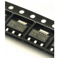 Regulador de Voltaje AMS1117 3.3 1A SOT-223 (2 Unidades)