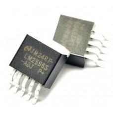 Regulador de Voltaje LM2596S-ADJ TO-263 150kHz 3A (Pack 2 unidades)