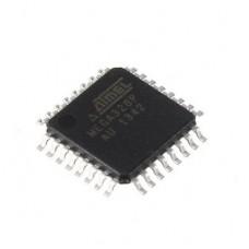 Microcontrolador ATmega328P-AU QFP32 Montaje Superficial