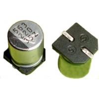 Condensador - Capacitor Electrolítico 220 uF 35V SMD Aluminio (5 Unidades)