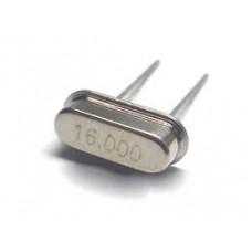 Cristal de Cuarzo de 16 Mhz