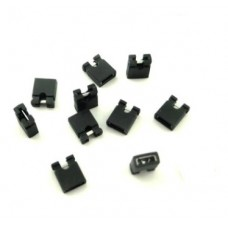 Pack De 10 Unidades De Jumper Para Pin Header De 2.54 mm