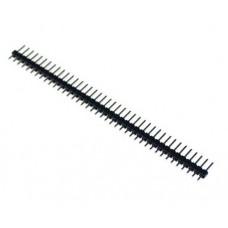 Cabezal Macho de 40 Pines para PCB Paso 2.54mm