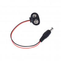 Plug Conector de Batería 9V