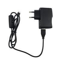 Fuente de Poder 5V 2,5A Micro USB con Interruptor