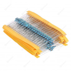 Kit de Resistencias 1/4W 600PCS