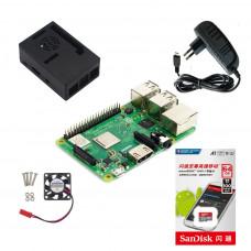 Kit Raspberry PI 3 Model B+ 64GB