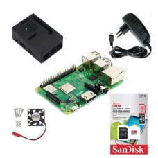 Kit Raspberry PI 3 Model B+ 32GB