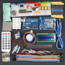 Starter Kit Arduino UNO R3