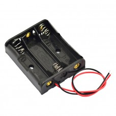 Porta pilas 3 x AA (Battery Holder 3AA)
