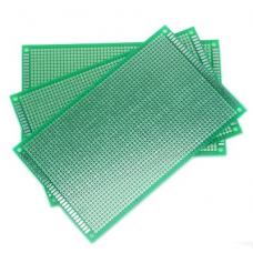 Placa Perforada para PCB de una cara 10 x 15 cm
