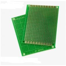 Placa Perforada para PCB de una cara 5 x 7 cm