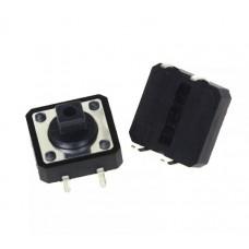 Pulsador de 12 x 12 x 7.3 mm (Pack 10 Unidades)