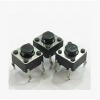 Pulsador de 6 x 6 x 4.3 mm (Pack 10 Unidades)