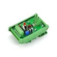 Sensor ACS712 5A para montaje a Riel DIN