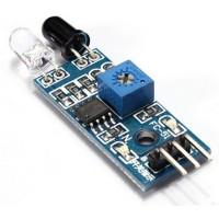 Módulo sensor infrarrojo evasor de obstáculos
