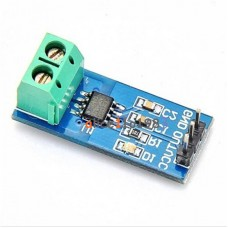 Sensor de Corriente 20A AC y DC ACS712