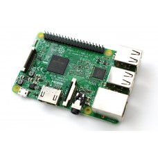 Raspberry PI 3 Model B con Wifi y Bluetooth Integrado