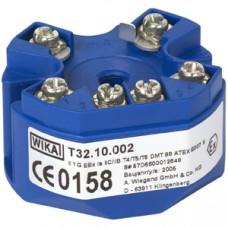 Transmisor Universal de Temperatura 4-20mA HART