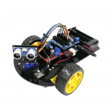 Carro Robot Inteligente 2WD Arduino