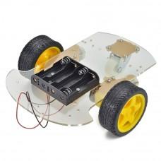 Kit Chasis Carro 2WD para Arduino