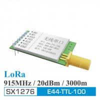 Módulo LoRa 915Mhz 100mW UART TTL